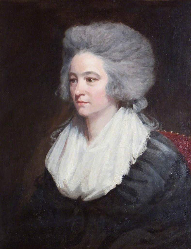 Opie, John, 1761-1807; Hannah More